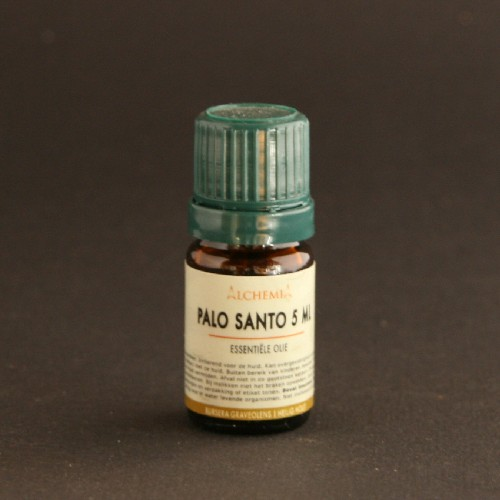 5ml Heilig Hout olie (Palo Santo) Fair Trade