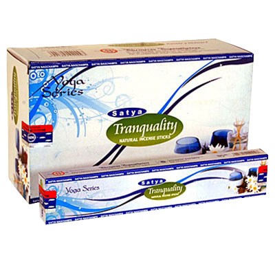 Tranquility Nagchampa 15gr