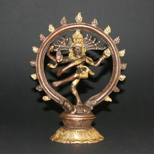 Shiva dansend beeldje
