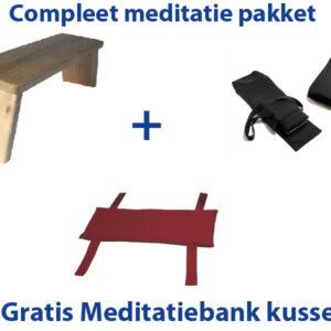 Compleet meditatie pakket