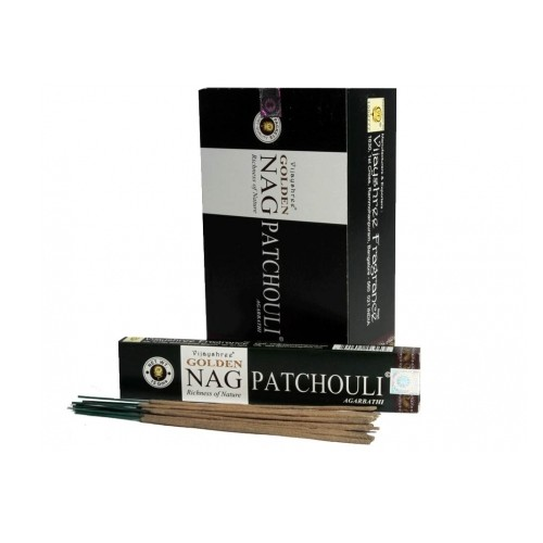 Golden Nag Patchouli groen 15gr