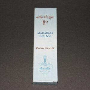 Tibetaanse wierook Mahakala, Positive Thought