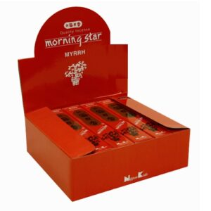 Myrrh Morning Star 50st