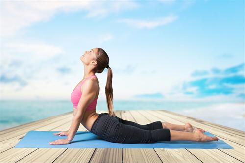 Het belang van een goede yogamat