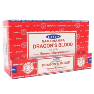 Dragon's Blood Nagchampa 15gr